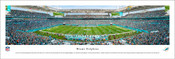 Miami Dolphins at Hard Rock Stadium Panorama Poster