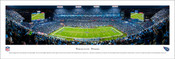 Tennessee Titans at Nissan Stadium Panoramic Poster