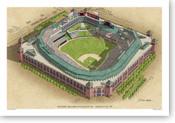 Globe Life Park - Texas Rangers Print