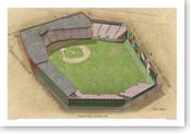 Fenway Park Original - Boston Red Sox Print