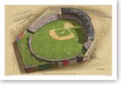 Huntington Avenue Grounds Ballpark Print