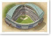 Miller Park - Milwaukee Brewers Print