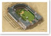 Polo Grounds (late era) - New York Giants  Print