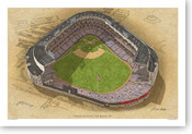 Yankee Stadium (I) - New York Yankees Ballpark Print