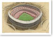 Veterans Stadium - Philadelphia Phillies  Print