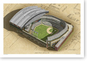 Safeco Field - Seattle Mariners  Print
