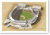 Nationals Park - Washington Nationals Print