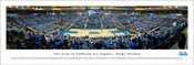 UCLA Bruins Basketball at Pauley Pavilion Panoramic Poster