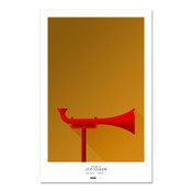 San Francisco 49ers - Levi's Stadium Art Poster