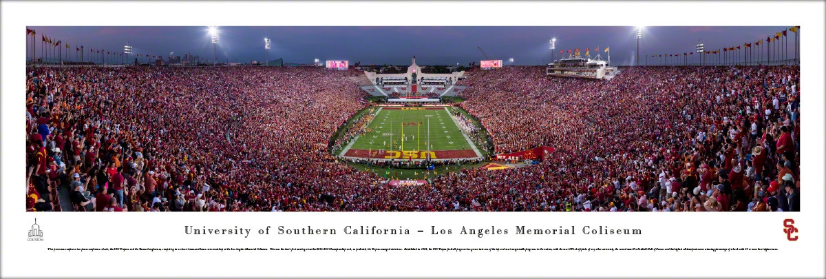 Los Angeles Memorial Coliseum Facts Figures Pictures And