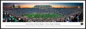 Notre Dame Fighting Irish at Notre Dame Stadium Panorama Poster