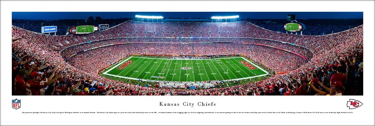 Arrowhead Stadium, Kansas City Chiefs football stadium