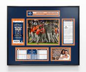 2017 World Series Champions Ticket Frame - Houston Astros