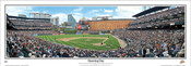 "Baltimore Orioles ""2010 Opening Day "" Camden Yards Panoramic Framed Poster"