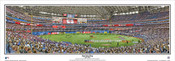 "Toronto Blue Jays ""Opening Day"" Rogers Centre Panoramic Framed Poster"