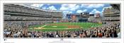 "Derek Jeters ""3000"" Yankee Stadium Panoramic Framed Poster"