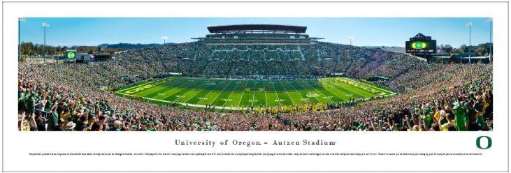 Autzen Stadium Facts Figures Pictures And More Of The Oregon