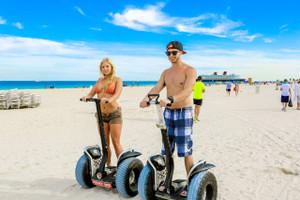 Segway Tour of Miami Beach. Located at 305 Lincoln Road Miami Beach, Fl