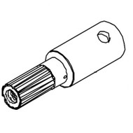 White 500 Series Shaft Assembly 500011600