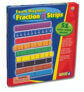 Foam Magnetic Fraction Strips