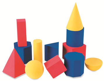 Hands-On Soft™ Geometric Solids