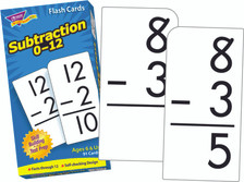 Subtraction 0-12