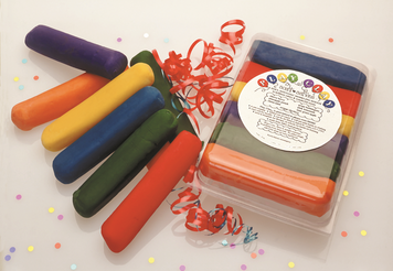 Scented Play Clay Set