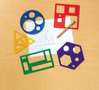 Primary Shapes Templates