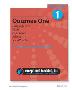 SAL2 Quizmee Series