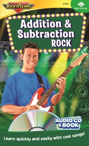 Rock 'N' Learn Addition & Subtraction Rock