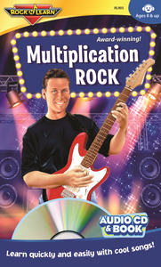 Rock 'N' Learn Multiplication & Division Rock