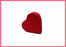 "Pink Heart Measures: 11"" x 10"" x 3"""