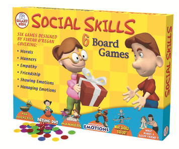 Social Skills Board Game