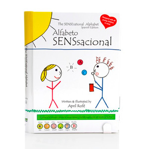 SENSEsational Alphabet Book (Spanish)
