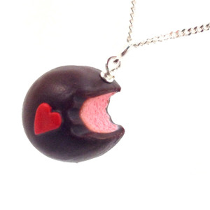 bonbon necklace by inedible jewelry