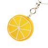 lemon half necklace by inedible jewelry