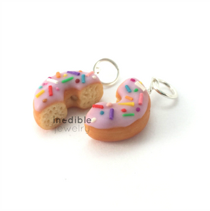 bff donut pendants by inedible jewelry