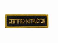 Rank Patch - Certified Instructor