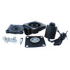 """3/4"""" FNPT 12V DC Electric Plastic Solenoid Valve"""
