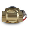 "3/4"" 12V DC Electric Brass Solenoid Valve"