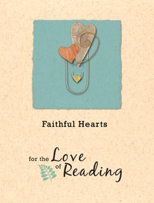 Faithful Hearts Bookmark and Card