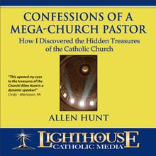 CD - Confessions Of A Mega Church Pastor - English