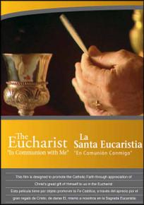 DVD - La Santa Eucaristia - Spanish and English