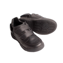 Hatchbacks Aspire Kids Shoe : Black Leather: Young Kids sizes 9c-3k