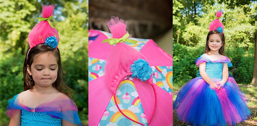 Cotton candy troll hair headband diy the hair bow company diy troll hair headband by the hair bow company solutioingenieria Choice Image