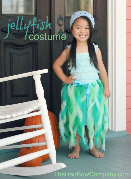 Jellyfish Costume The Hair Bow Company