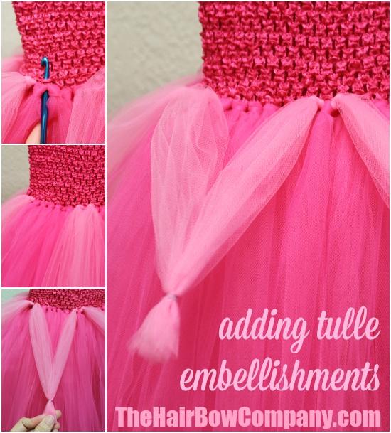Sleeping beauty tutu dress the hair bow company diy tutu dress solutioingenieria Choice Image