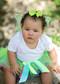 Rainbow Tutu for girls age 3m-4y