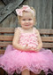 Fluffy Ballerina Tutu in Pink