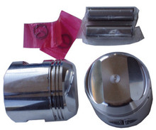 Piston Set, 75mm, BSA 650cc Motorcycles, Emgo 18-89310